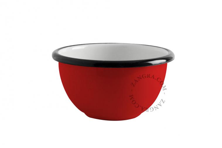 red-enamel-bowl-tableware