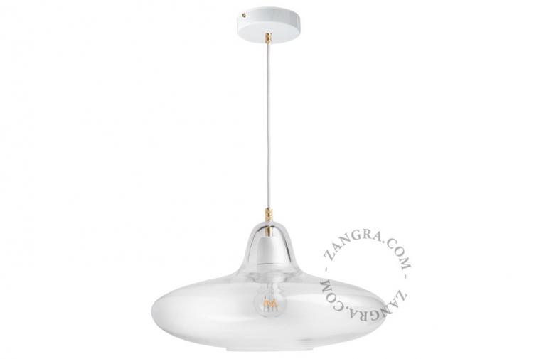 pendant-lamp-white-porcelain-clear-glass-lighting