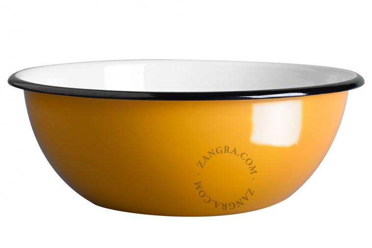 mustard-enamel-salad-bowl-tableware