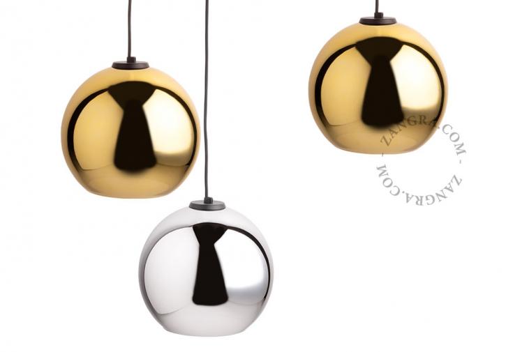 lamp-mirror-ball-lighting-pendant-retro