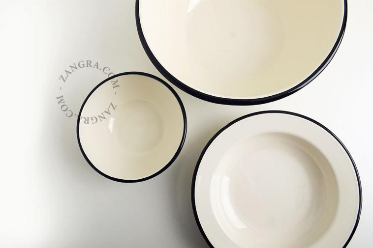 bowl-ivory-salad-enamel-tableware