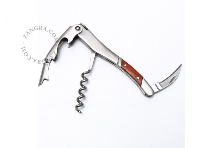 stainless-opener-wine-steel