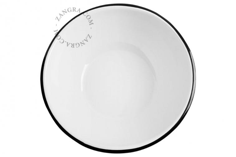 ivory-enamel-salad-bowl-tableware