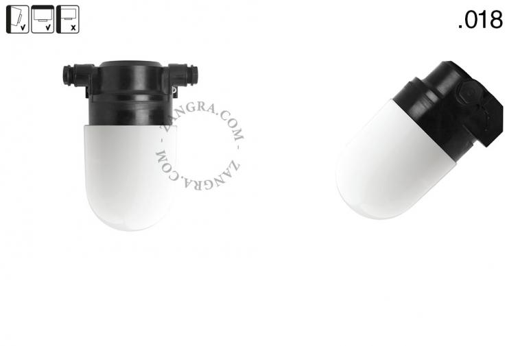 lamp-wall-lighting-light-plastic-black