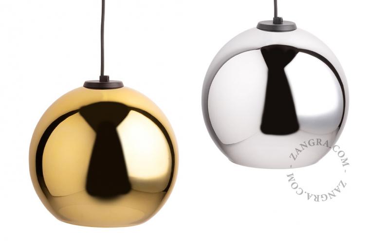 lighting-lamp-pendant-mirror-ball-retro
