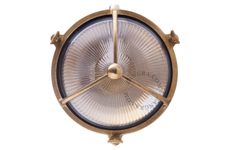 brass-lamp-waterproof-outdoor-luminaire