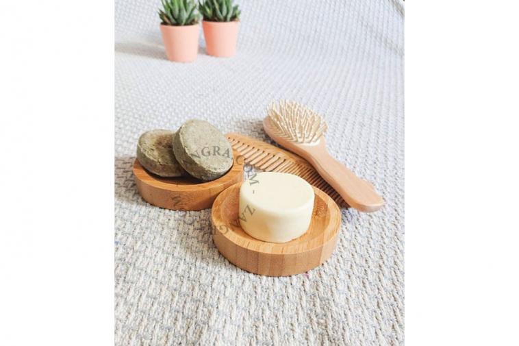 solid shampoo bar natural