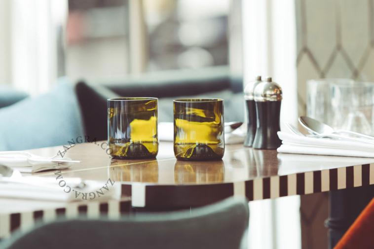 coloured-set-glasses-bottle-glass-artisans