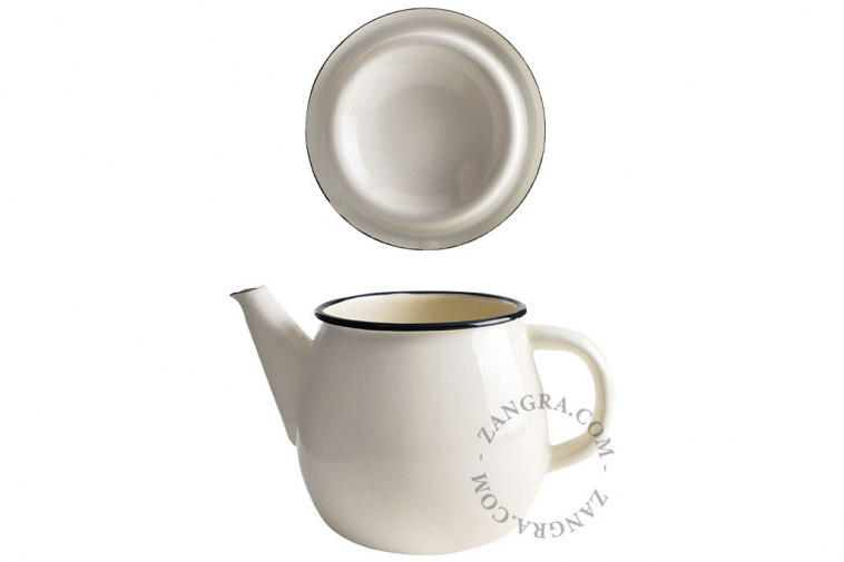 tableware-enamel-ivory-teapot