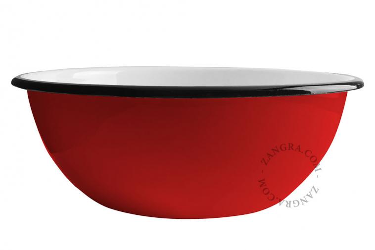 red-enamel-salad-bowl-tableware