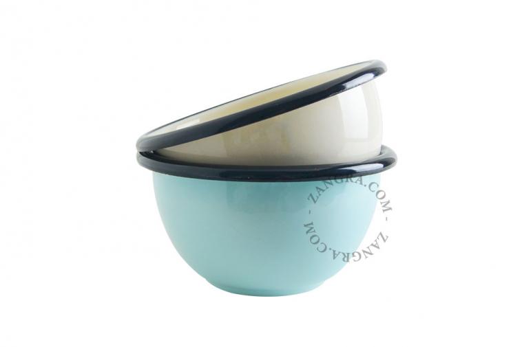 ivory-blue-bowl-enamel-tableware
