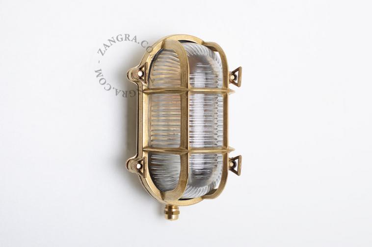 lamp-waterproof-outdoor-brass-luminaire