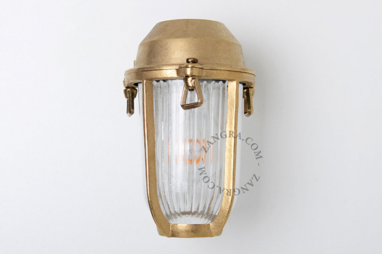 luminaire-lamp-outdoor-brass-waterproof