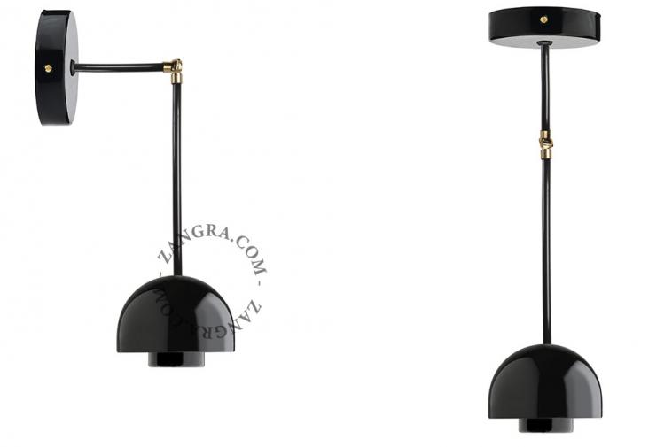 verlichting-lamp-zwart-porselein-metaal