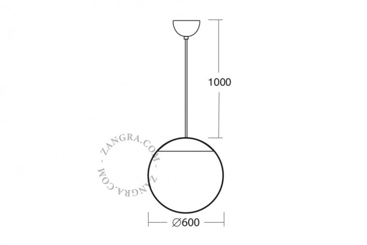 waterproof-handmade-pendant-lamp-outdoor-glass-lighting
