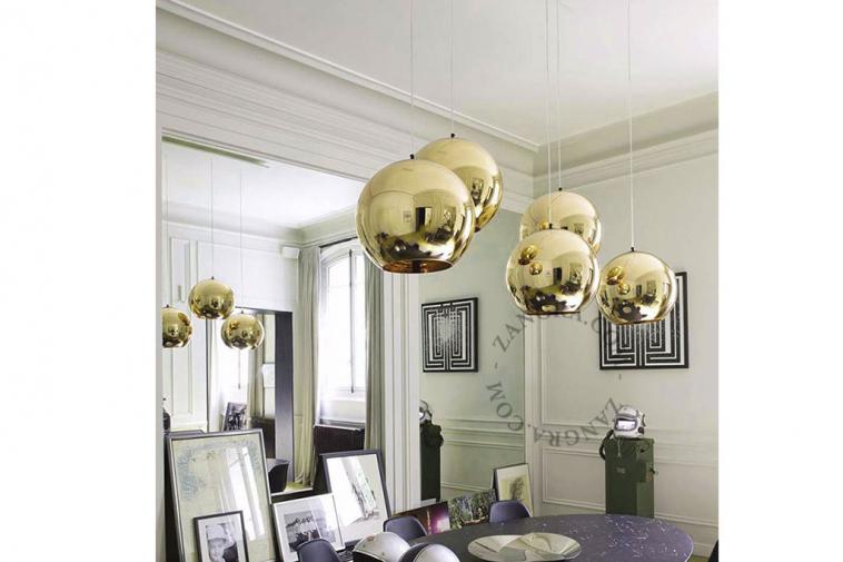 lighting-mirror-ball-pendant-lamp-retro