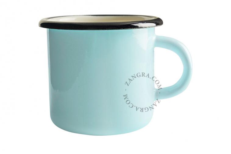 ivory-enamel-mug-tableware-blue