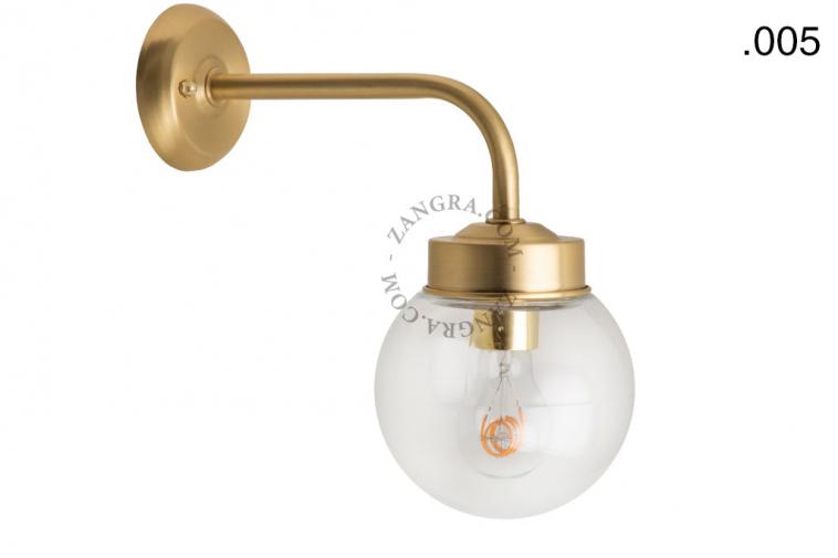 wall-brass-scone-bathroom-lighting-waterproof-light