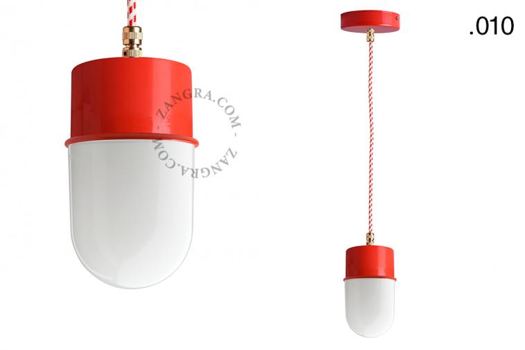 light-pendant-lamp-lighting-metal-red