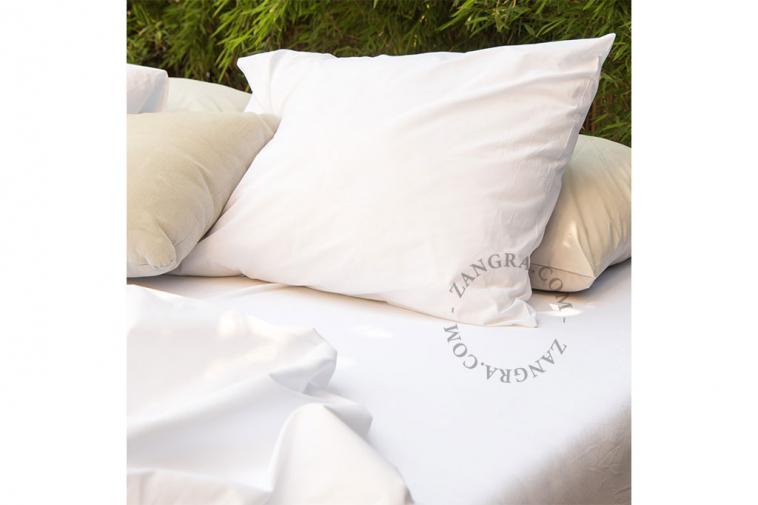 snurk duvet cover white bed linen