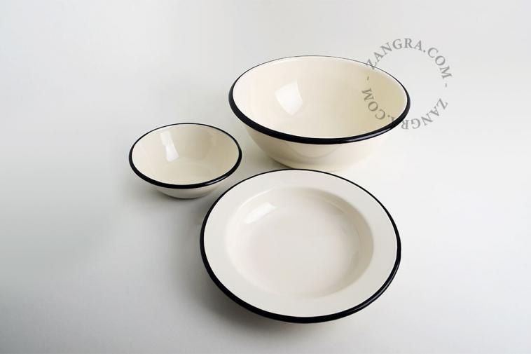 salad-tableware-bowl-ivory-enamel