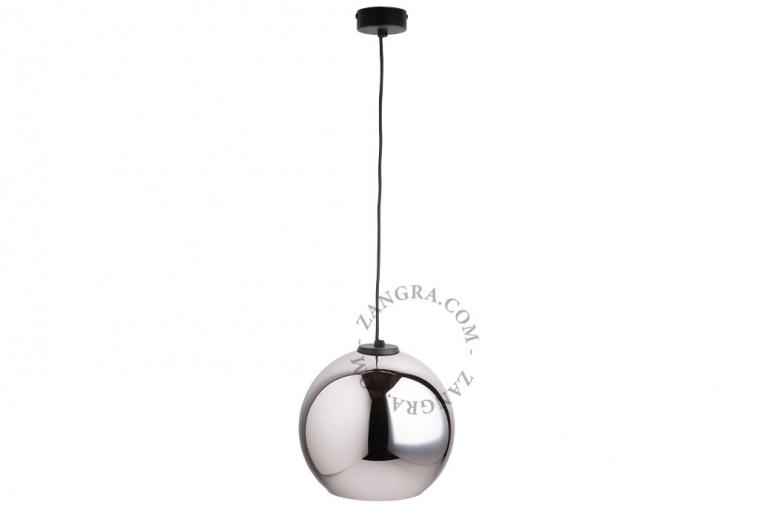lamp-pendant-retro-mirror-ball-lighting