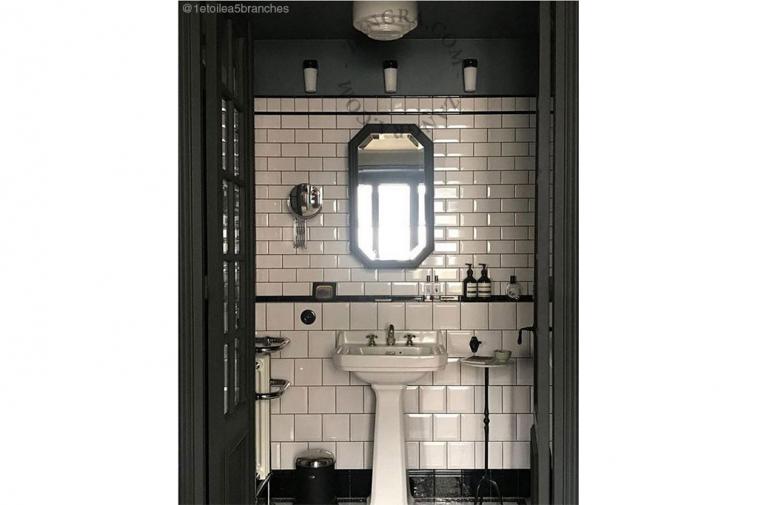 lighting-wall-bathroom-black-waterproof-light-scone-porcelain