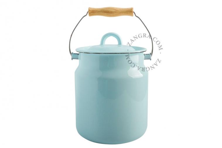 enamel-table-bin-blue
