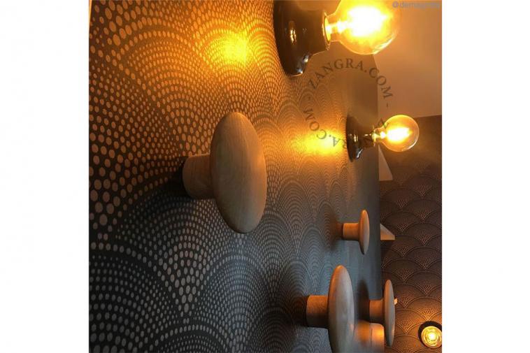 lighting-wall-lamp-porcelain-scone-light-black