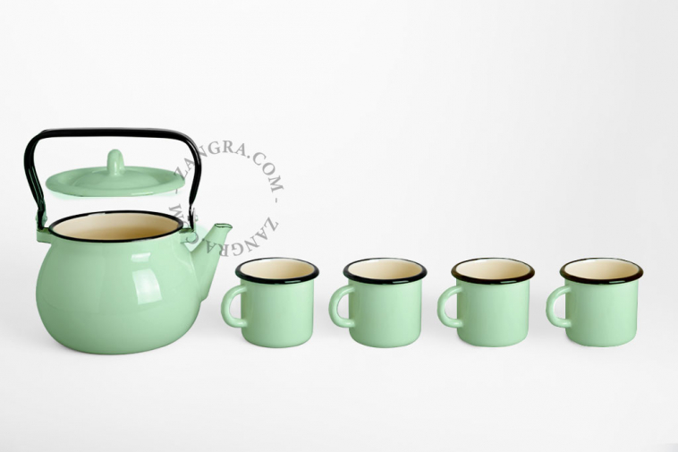 tableware-enamel-mug-kettle-mint
