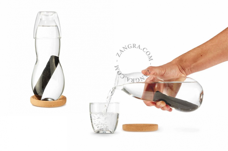 glass-carafe-filter-charcoal-water