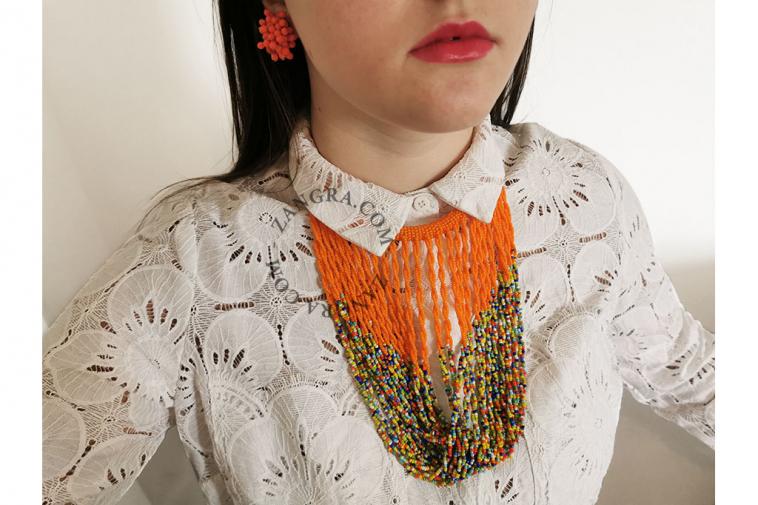 orange-bead-fairtrade-multicolor-ethnic-necklace-glass