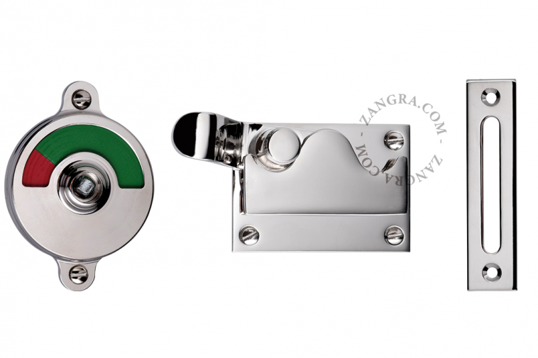 vacant-engaged door lock