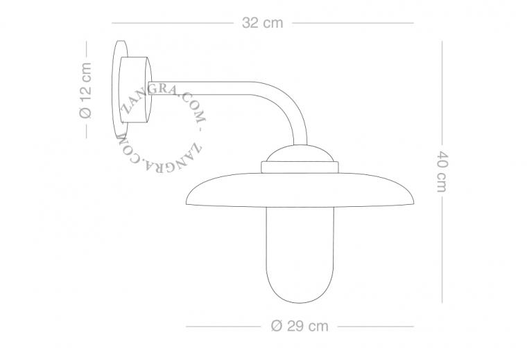 waterdicht-tuinverlichting-zwart-messing-lamp