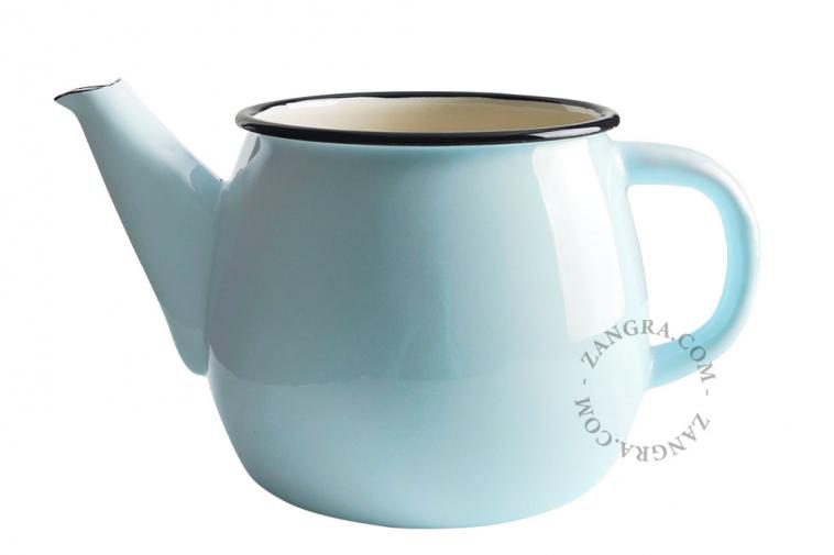 blue-enamel-ivory-tableware-teapot