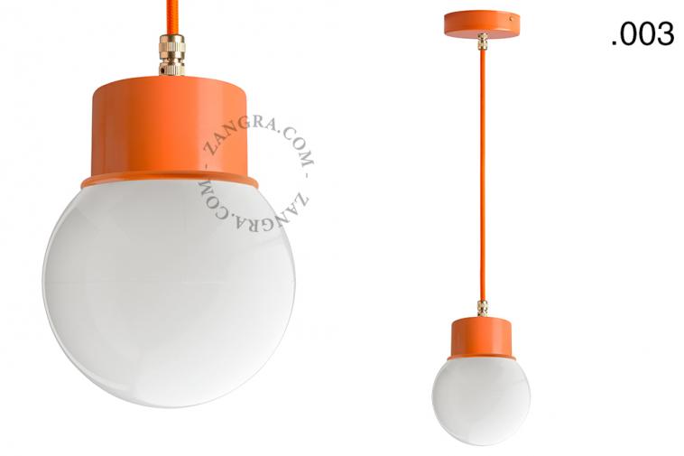 light-pendant-lamp-lighting-metal-orange
