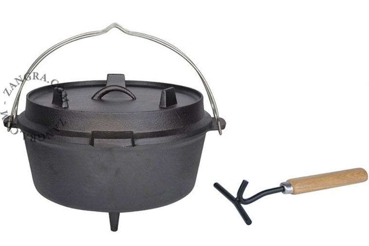 outdoor-heat-dutch-uniform-traditional-oven-cooking-cast-iron